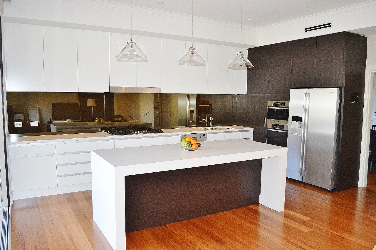 Modern Polyurethane Kitchens Cdk
