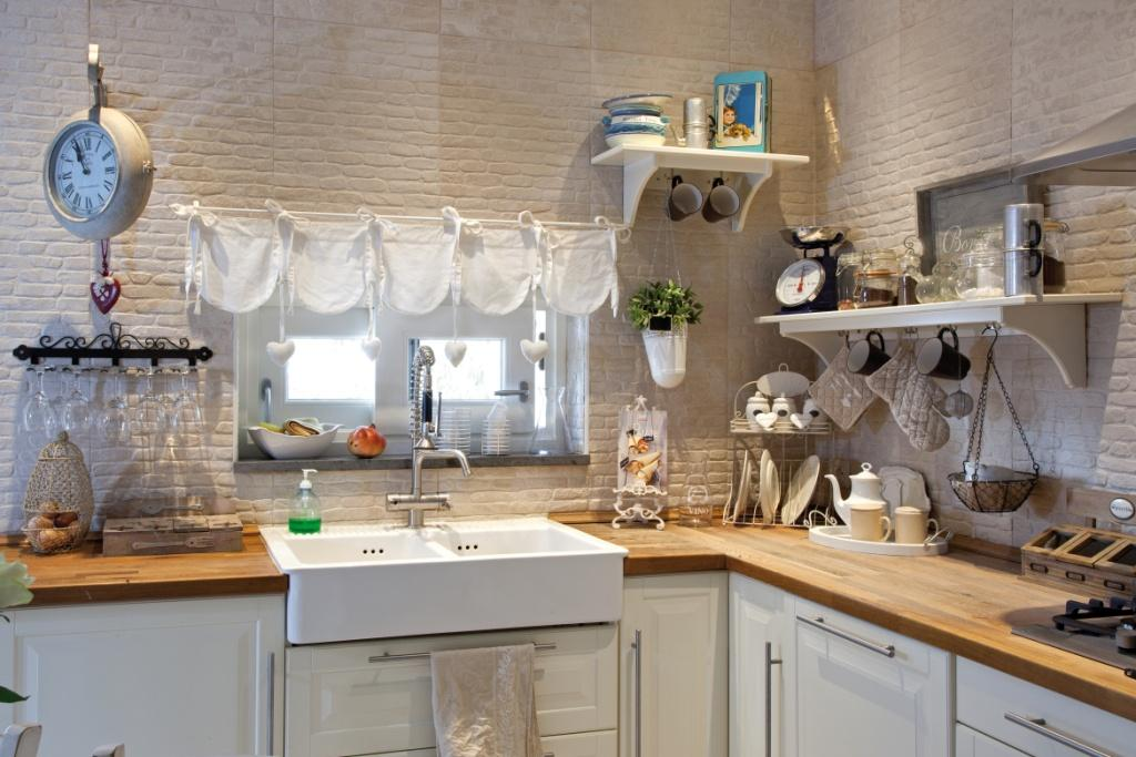 How to bring a little french provincial to your current kitchen cdk - French provincial kitchens images ...
