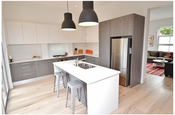 Why choose contemporary vinyl flooring? | Creative Design Kitchens